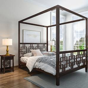 Aravalli four poster bed qn mh 00 lp