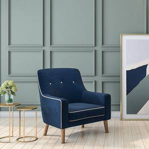 Hagen Lounge Chair (Cobalt)