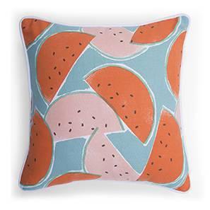 "Sandica Cushion Covers - Set of 2 (Pink, 16"" X 16"" Cushion Size)"