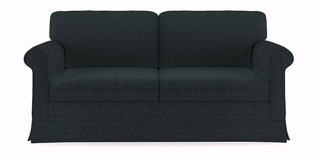 Cambridge Sofa (Grey) (Grey, 1-seater Custom Set - Sofas, None Standard Set - Sofas, Fabric Sofa Material, Regular Sofa Size, Modular Sofa Type)