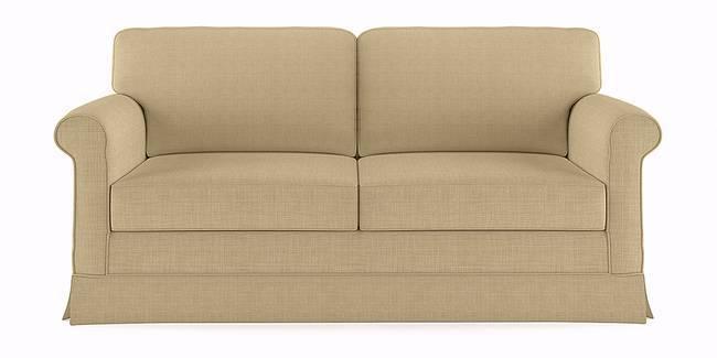 Cambridge Sofa (Beige) (1-seater Custom Set - Sofas, None Standard Set - Sofas, Beige, Fabric Sofa Material, Regular Sofa Size, Modular Sofa Type)