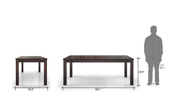 Arabia oribi 8 seater dining table set mh 12