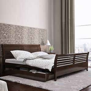 Vermont storage bed king 00 lp