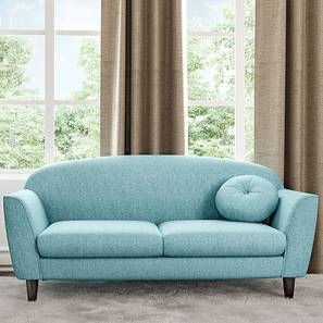 Vivien Loveseat (Glacier Blue) by Urban Ladder