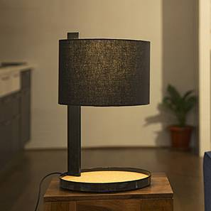 Bo Bedside Lamp (Black)