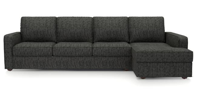 Apollo Sofa Set (Cosmic, Fabric Sofa Material, Regular Sofa Size, Soft Cushion Type, Sectional Sofa Type, Sectional Master Sofa Component)