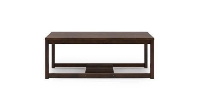 Hevea Nested Coffee Table (Dark Walnut Finish) by Urban Ladder