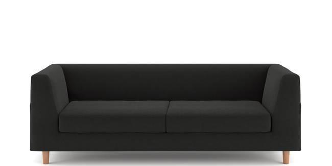 Rubik Sofa (Charcoal Grey) (3-seater Custom Set - Sofas, None Standard Set - Sofas, Charcoal Grey, Fabric Sofa Material, Regular Sofa Size, Regular Sofa Type)