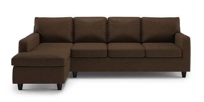 Walton Sectional Sofa (Desert Brown) (None Custom Set   Sofas, Right Aligned