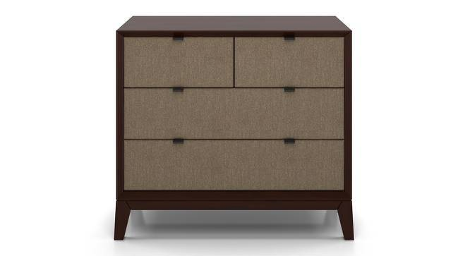 Martino Upholstered Chest Of Drawers - Martino Chest Of Drawers Brown