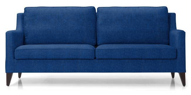 Greenwich Sofa (Cobalt Blue) (Cobalt, Fabric Sofa Material, Regular Sofa Size, Regular Sofa Type)