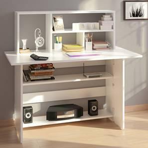 Anton Study Table (White)