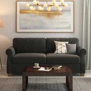Hyde Sofa Cum Bed With Mattress (Dark Grey)