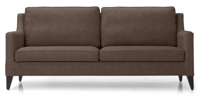 Greenwich Sofa (Mocha Brown) (Mocha, Fabric Sofa Material, Regular Sofa Size, Regular Sofa Type)