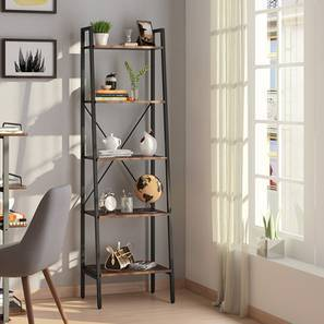 Wallace Bookshelf (Wenge Finish) by Urban Ladder
