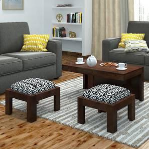 Kivaha 2 seater coffee table set wl bk 00 lp