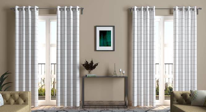 Of The Grid Curtains - Set Of 2