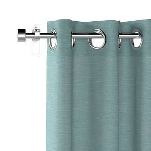 Celeste Curtains Aqua Blue