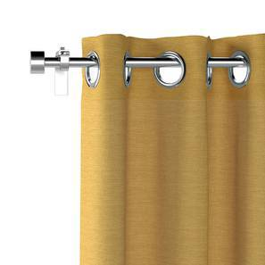 Celeste Curtains - Set Of 2 (Tinsel Yellow)