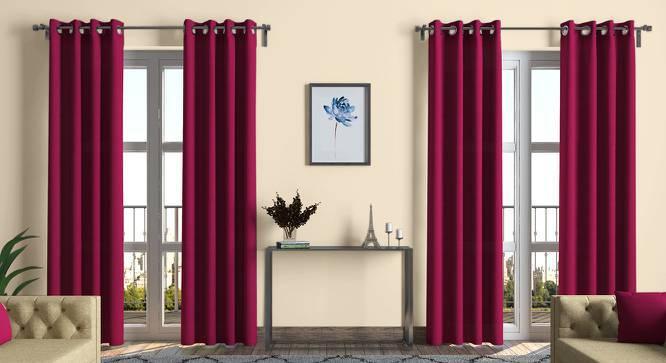 Ethos Curtains Fuchsia Pink