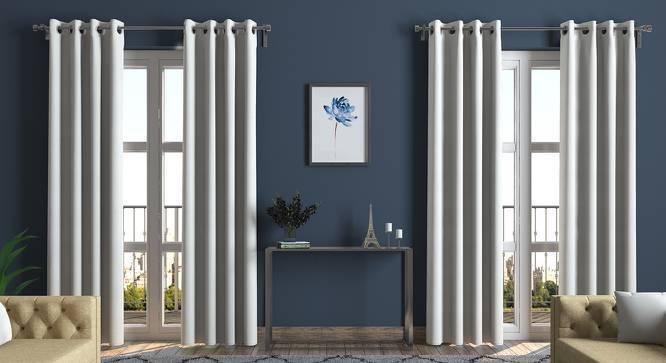 Ethos Curtains Ivory White