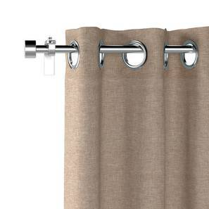 Ethos Curtains - Set Of 2 (Nougat Brown)