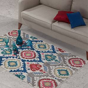 Kalosi hand tufted carpet multi coloured lp
