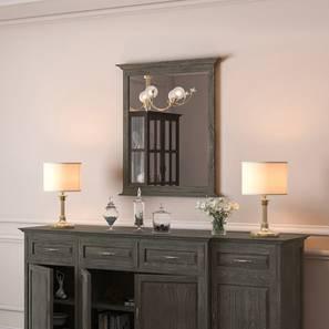 Eleanor Mirror (Vintage Grey Oak Finish)
