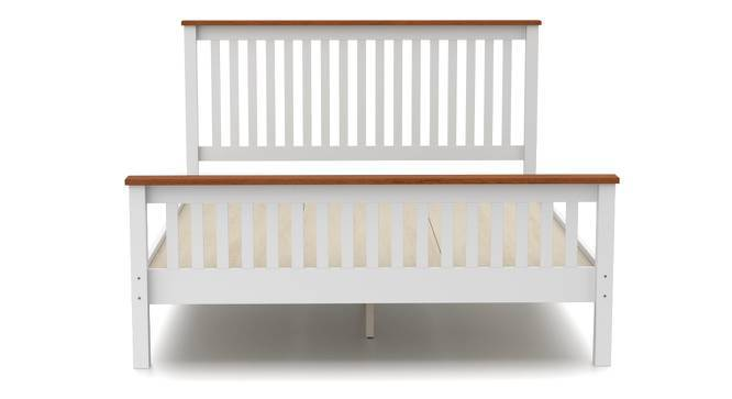 Athens - Evelyn Compact Bedroom Set (Queen Bed Size, White Finish) by Urban Ladder