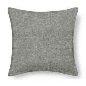 "Tito Cushion Cover (16"" X 16"" Cushion Size, Cloud Burst Grey )"