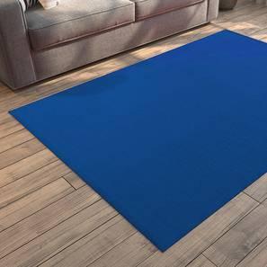 "Solway Dhurrie (36"" x 60"" Carpet Size, Indigo)"
