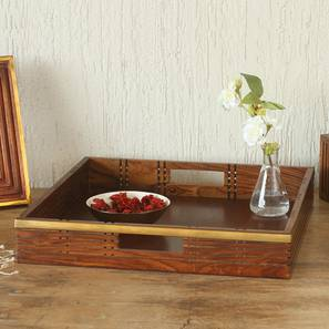 Khayyam Tray (Natural Finish)