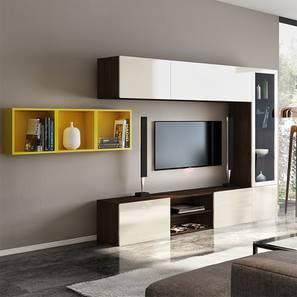 Henson Master TV Unit (Cabinet Base Unit Config, Cabinet Tall Unit Config,  Yellow Part 43