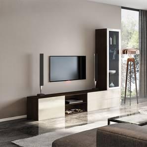 Henson Essential TV Unit (Cabinet Base Unit Config, Drawer Tall Unit Config)