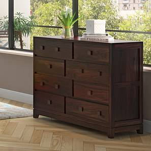 Magellan Chest of Drawers (Mahogany Finish)
