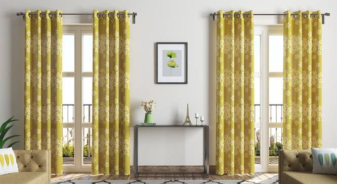 Frangipani Curtain - Set of 2 - Petal Bliss