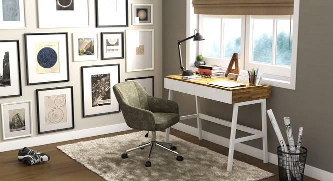 Ferriss Study Chair - Ferriss Study Chair Grey