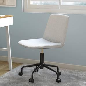 Rossen Study Chair (White)