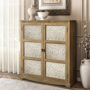 Annika Cabinet (Natural Finish)