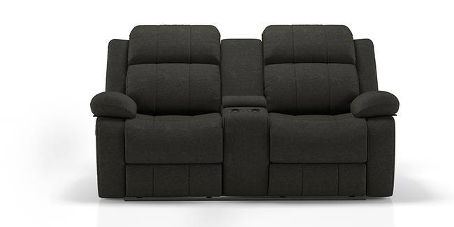 Robert Home Theatre Rocker Recliner Sofa Set (Grey Fabric) (1-seater Custom Set - Sofas, None Standard Set - Sofas, Grey Fabric, Fabric Sofa Material, Regular Sofa Size, Regular Sofa Type)