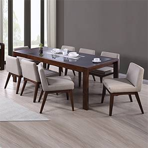 Vanalen Extendable Leon 8 Seater Dining Table Set Beige 01 2 Lp