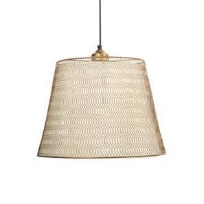Plexus Ceiling Light (Single Arrangement, Gold Shade Finish)