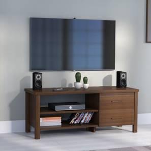 Norland Compact TV Unit (Walnut Finish)