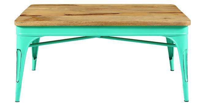 Soren Coffee Table (Blue) by Urban Ladder