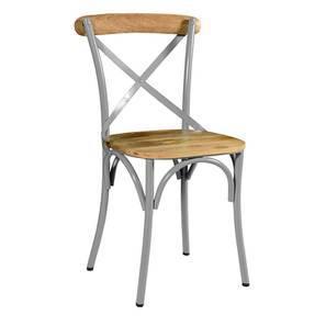 Rosenberg outdoor chair grey lp