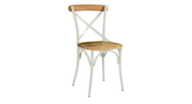 Rosenberg Chair (Cream) by Urban Ladder