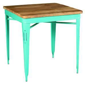 Soren High Table (Blue)
