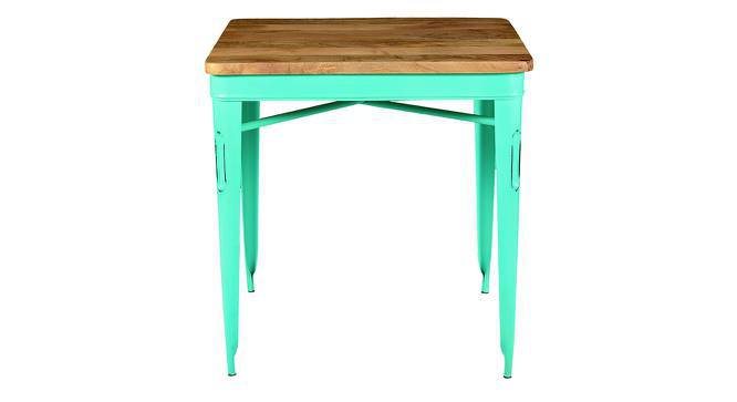 Soren High Table (Blue) by Urban Ladder