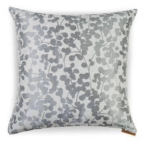 "Exbury Jacquard Cushion Cover - Set Of 2 (Brown, 16"" X 16"" Cushion Size)"
