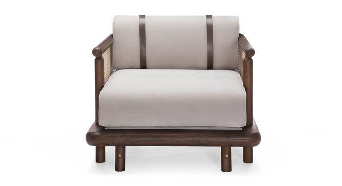 Bethak Single Seater Sofa Teak Finish By Urban Ladder